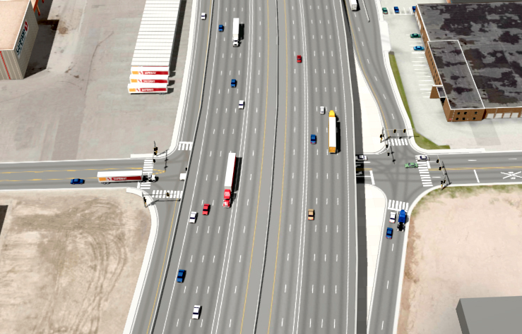 More people has not meant more car travel for a long time. But that hasn't stopped CDOT from using it as an excuse to widen I-70. Image: CDOT