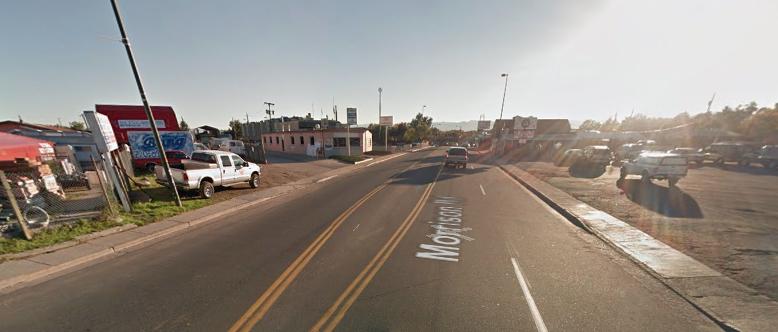 Morrison Road. Image: Google Maps.