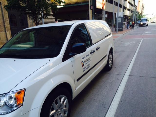 La Parking Enforcement >> Eyes on the Street: Right of Way Enforcement Not Right at All – Streetsblog Denver